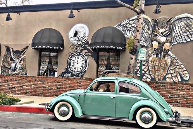 1956 Volkswagen Bug Hire CA