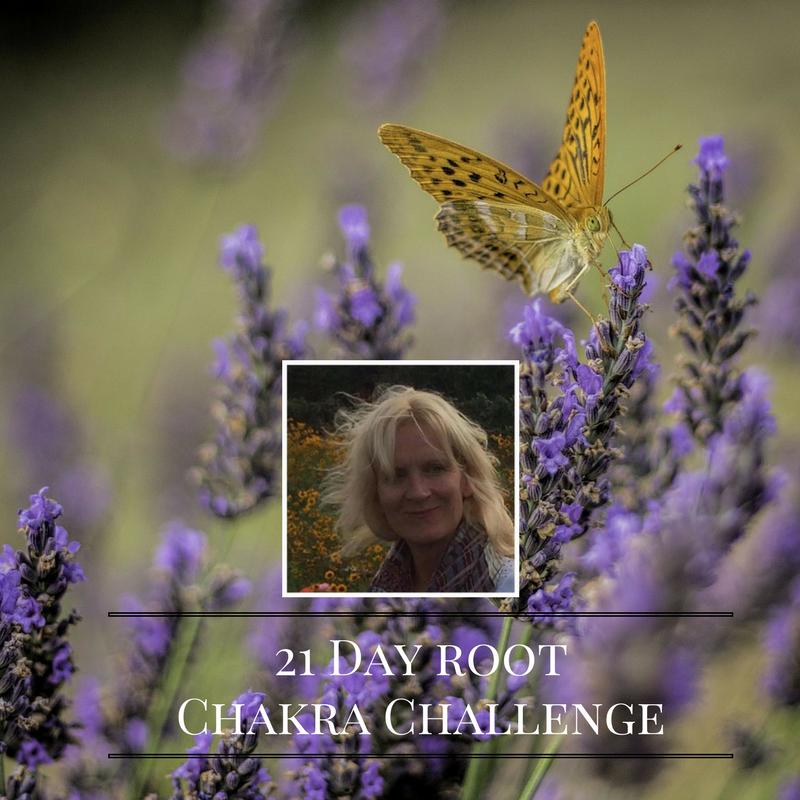 21 Day Root Chakra Challenge