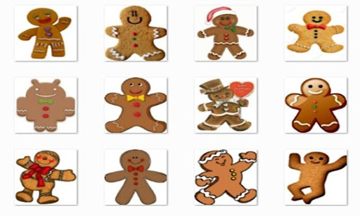 Christmas Gingerbread OnetGame