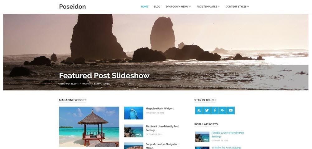 theme-wordpress-mien-phi-poseidon
