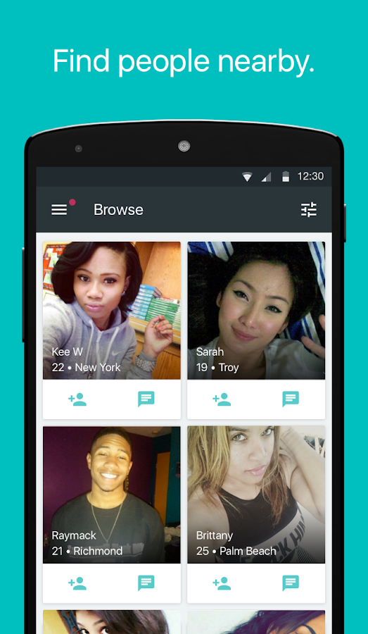 hi5 - meet, flirt, chat app- screenshot