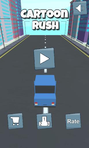 Cartoon Rush screenshot 1