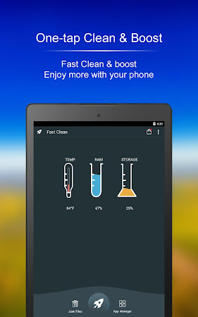 Fast Clean/Speed Booster 1.6.2 screenshot 71009