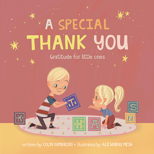 A Special Thank You cover
