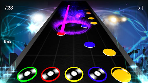 Rock Guitar Hero 1.0 screenshots 4