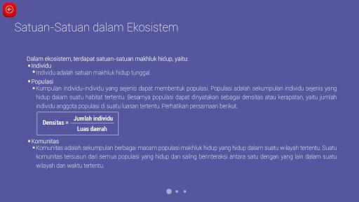 Biologi SMA : Ekosistem