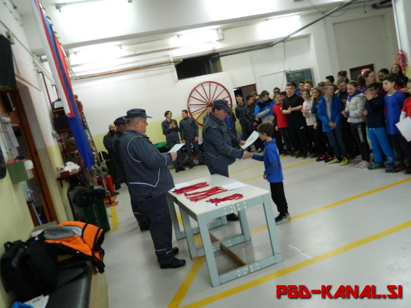 PGD Kanal - Kviz gasilske mladine