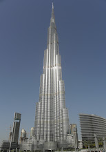 Photo: Burj Khalifa  - tallest building in the world