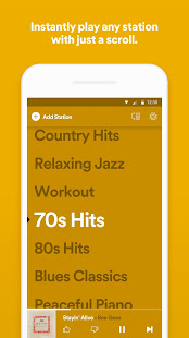 Spotify Stations - Apps on Google Play