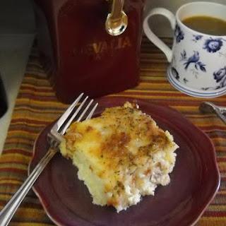 Papa's Crustless Breakfast Quiche