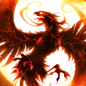 phoenix birds wallpaper icon