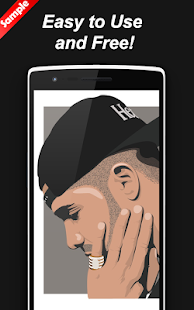 Drake Wallpapers Art HD - Zaeni - náhled