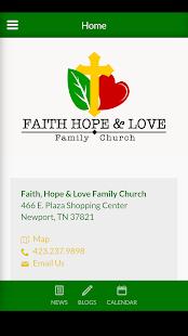 Faith Hope & Love FC - náhled