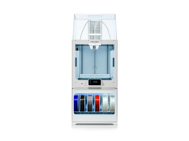 Ultimaker S5 3D Printer Pro Bundle - 1 Year Standard Warranty