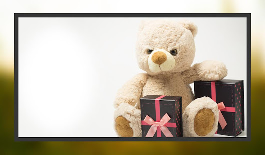 Teddy Bear Photo Frame - Apps on Google Play