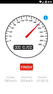 Stats Motion - Speedometer screenshot 0