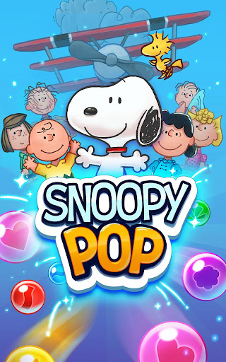 Bubble Shooter: Snoopy POP! - Bubble Pop Game 1.46.000 screenshots 5