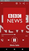 screenshot of BBC News Hausa