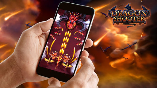 Dragon shooter - Dragon war - Arcade shooting game  screenshots 11