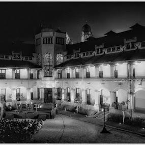 by Ayah Adit Qunyit - Buildings & Architecture Public & Historical