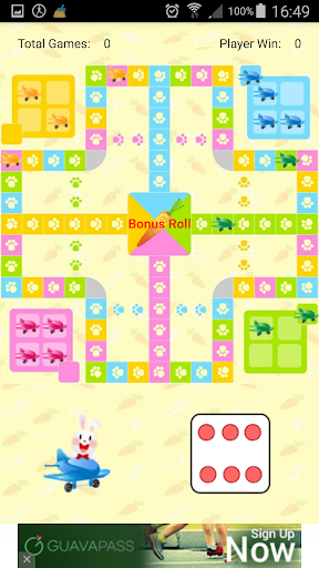 Bunny Flight Chess