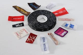 Photo: Szövött címkék