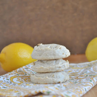 Flourless Lemon Cookies.