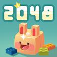 2048 : Bunny Maker - the toys apk