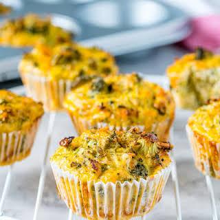 Broccoli Egg Muffins.