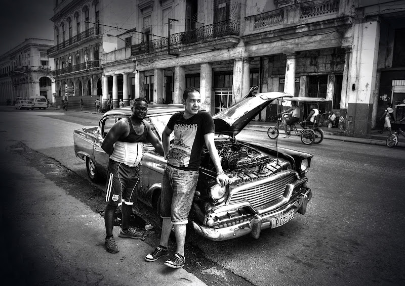 street of Cuba di S-RAW PhotoArt
