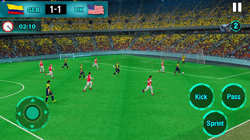 Soccer Leagues Mega Challenge 2021: Football Kings 200021.0 Screenshots 4