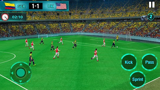 Soccer Leagues Mega Challenge 2020: Football Kings Mod Apk Download For Android 4