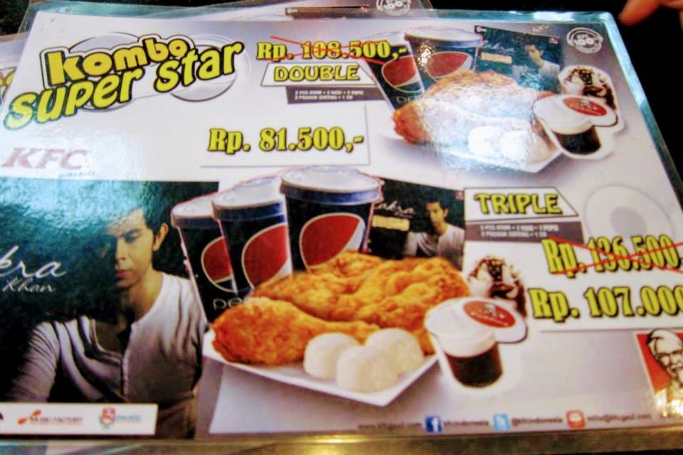 KFC at Discovery Mall Kuta