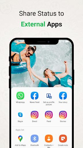 Status Saver for WhatsApp - Save & Download Status 1.3 screenshots 2