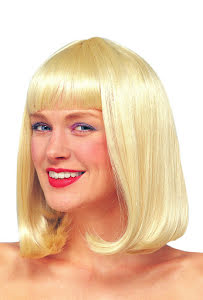 Peruk Peggy Sue, blond
