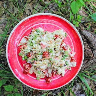 Imitation Crab Coleslaw Salad Recipes.