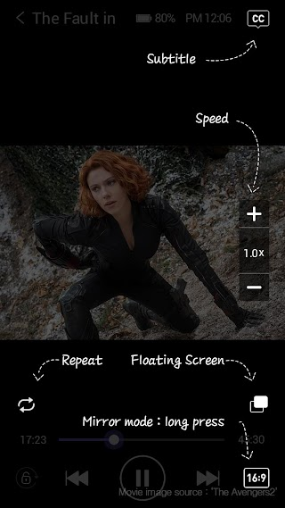 KMPlayer Pro - screenshot