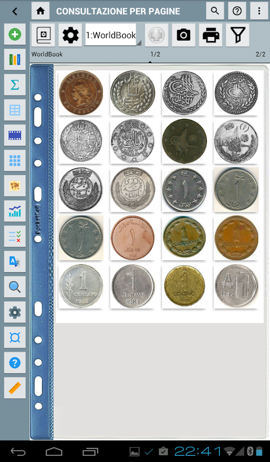 Pocket Coins Collection- screenshot