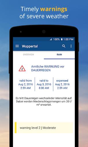 wetter.com - Weather and Radar  screenshots 6