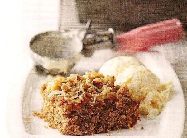 Old Fashioned Oatmeal Cake Recipe