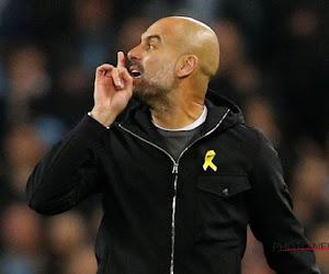 """Dít zei woedende Guardiola tegen de ref: """"Hij wil altijd speciaal doen, hij flikte ons ook tegen Monaco"""""""