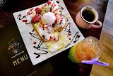 Charming蜜糖吐司咖啡異國料理