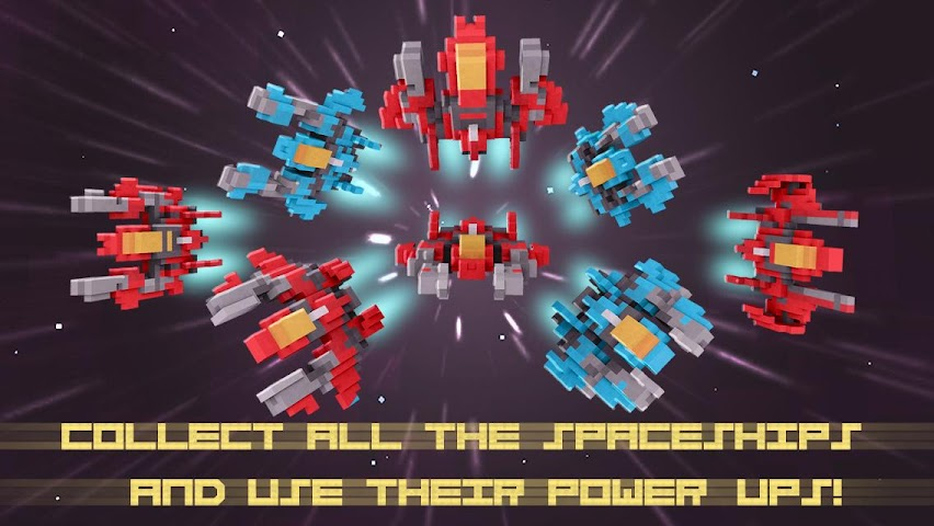 android Twin Shooter - Invaders Screenshot 2