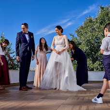 Fotógrafo de bodas Alberto Parejo (parejophotos). Foto del 28.10.2018