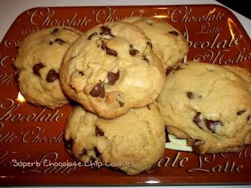 Superb Chocolate Chip Cookies
