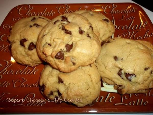 Superb Chocolate Chip Cookies Recipe