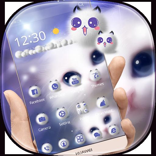 Cute Kitty Theme (app)
