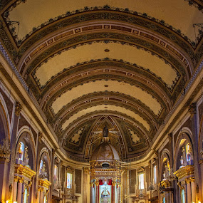 Basílica de Patzcuaro by Gliserio Castañeda G - Buildings & Architecture Places of Worship