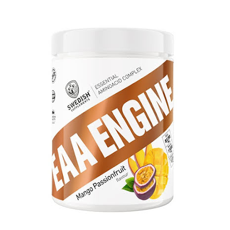 Swedish Supplements EAA Engine 450g - Mango Passionfruit