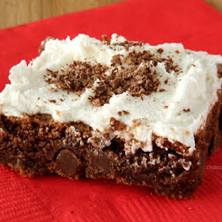 Mexican Hot Chocolate Brownie Cookie Bars.